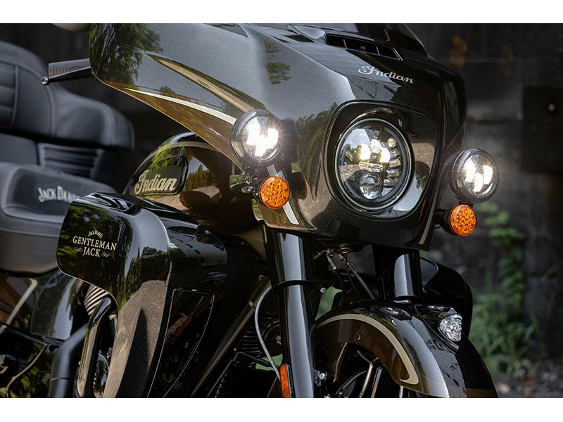 2021 Indian Roadmaster® Dark Horse® Jack Daniel's® Limited Edition in Newport News, Virginia - Photo 14