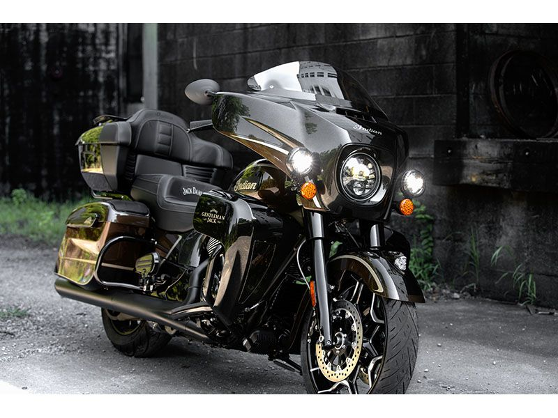 2021 Indian Roadmaster® Dark Horse® Jack Daniel's® Limited Edition in Sacramento, California - Photo 13