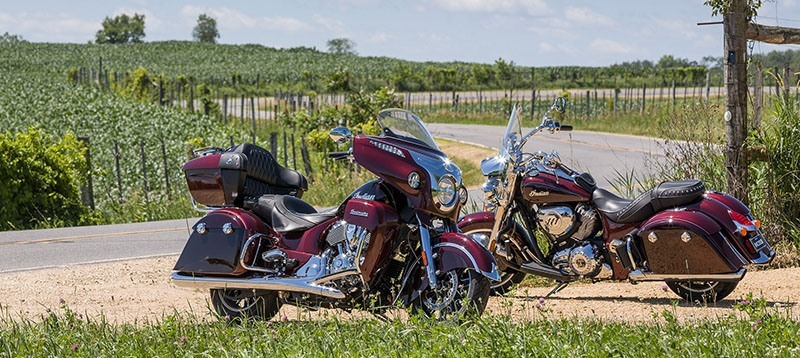2021 Indian Roadmaster® Icon in Panama City Beach, Florida - Photo 9