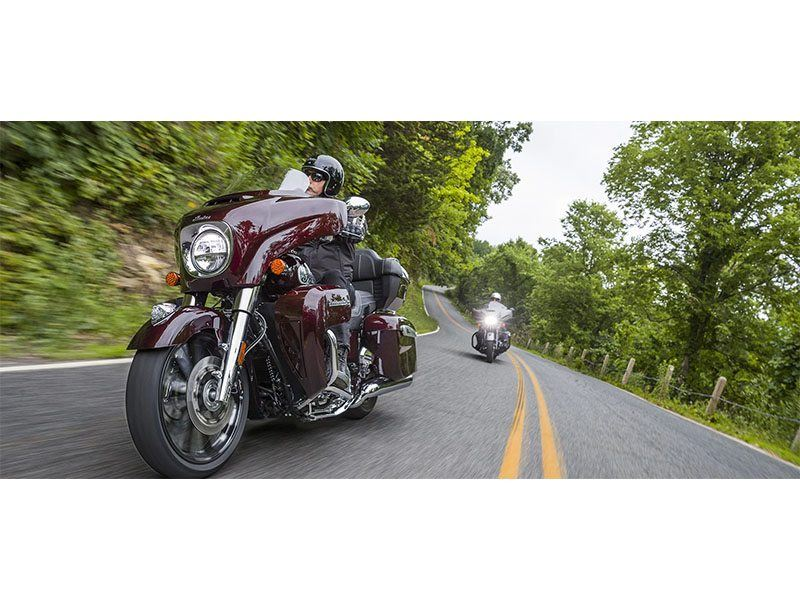 2021 Indian Roadmaster® Limited in De Pere, Wisconsin - Photo 13