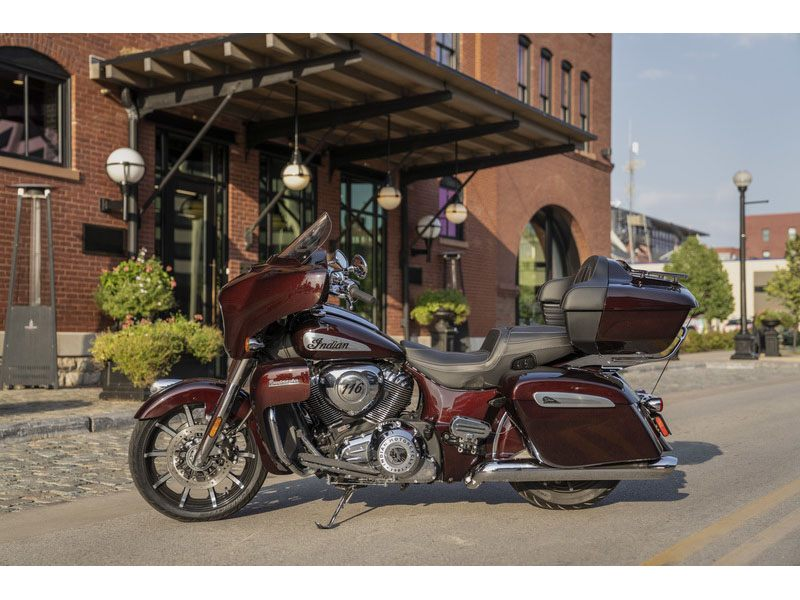 2021 Indian Roadmaster® Limited in San Jose, California - Photo 8