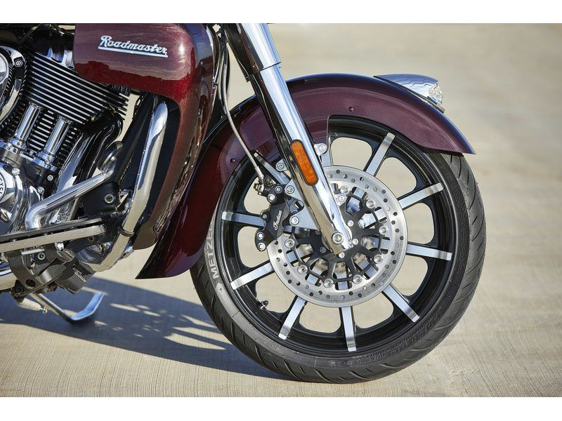 2021 Indian Roadmaster® Limited in San Jose, California - Photo 14