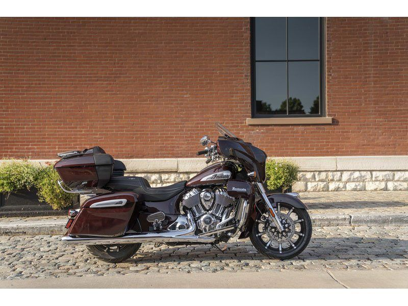 2021 Indian Roadmaster® Limited in Hollister, California - Photo 16