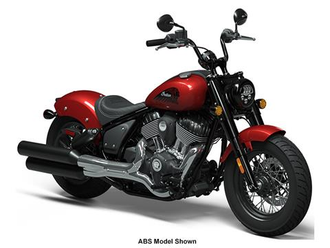 2022 Indian Chief Bobber in Hollister, California - Photo 1