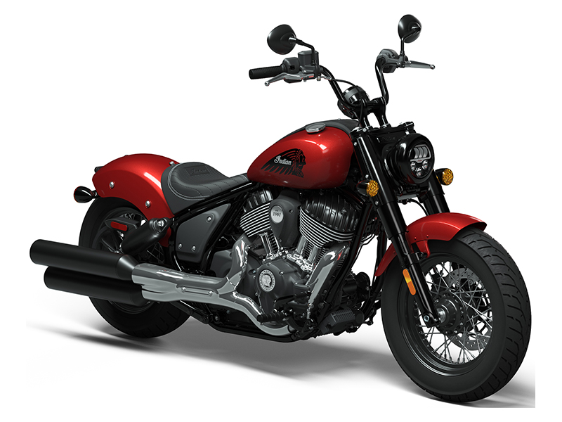 2022 Indian Chief Bobber ABS in San Jose, California - Photo 1