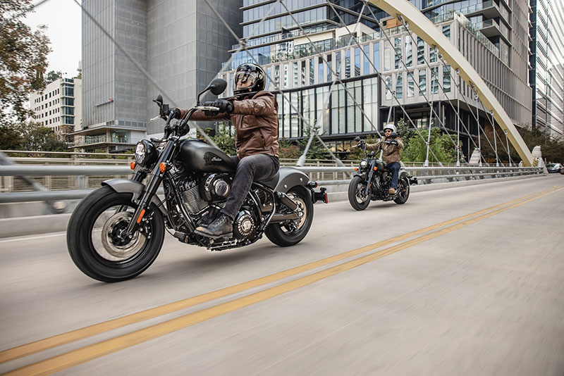 2022 Indian Chief Bobber Dark Horse® in Adams Center, New York - Photo 16