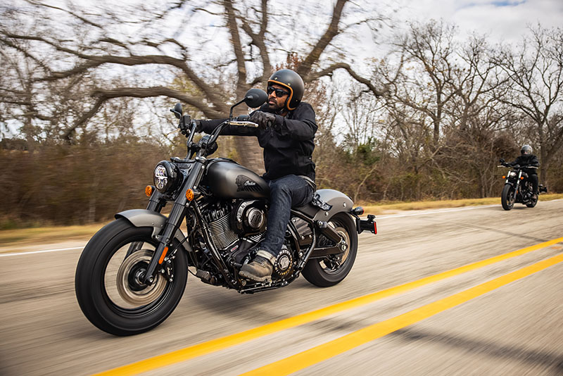 2022 Indian Chief Bobber Dark Horse® in Adams Center, New York - Photo 18