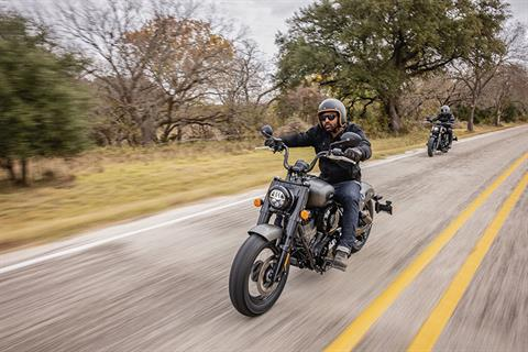 2022 Indian Chief Bobber Dark Horse® in Fort Worth, Texas - Photo 20