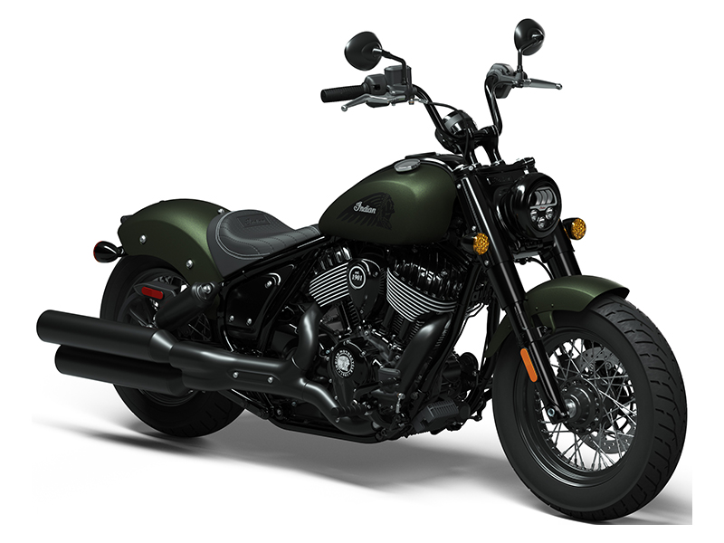 2022 Indian Chief Bobber Dark Horse® in Tyler, Texas - Photo 1