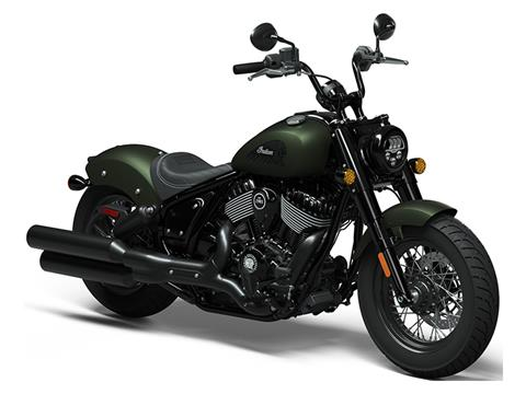 2022 Indian Chief Bobber Dark Horse® in Saint Rose, Louisiana - Photo 1