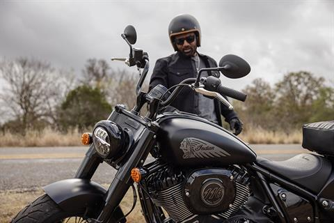 2022 Indian Chief Bobber Dark Horse® in Tyler, Texas - Photo 6