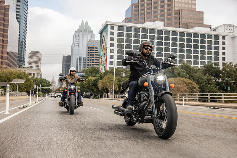 2022 Indian Chief Bobber Dark Horse® in Saint Rose, Louisiana - Photo 8