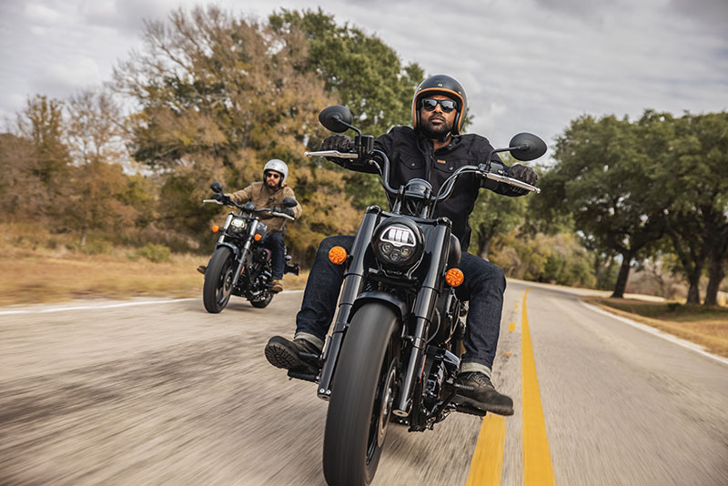 2022 Indian Chief Bobber Dark Horse® in Saint Rose, Louisiana - Photo 9