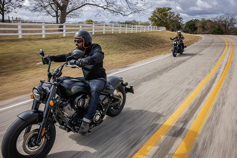 2022 Indian Chief Bobber Dark Horse® in Saint Rose, Louisiana - Photo 10