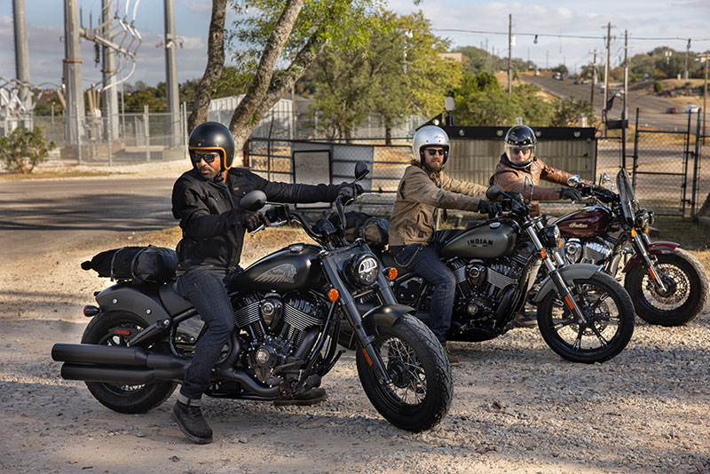 2022 Indian Chief Bobber Dark Horse® in Tyler, Texas - Photo 14