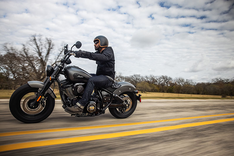 2022 Indian Chief Bobber Dark Horse® in Tyler, Texas - Photo 17