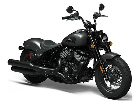 2022 Indian Chief Bobber Dark Horse® in Mineola, New York