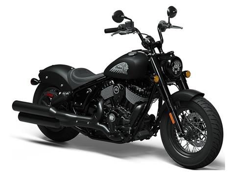 2022 Indian Chief Bobber Dark Horse® in Hollister, California