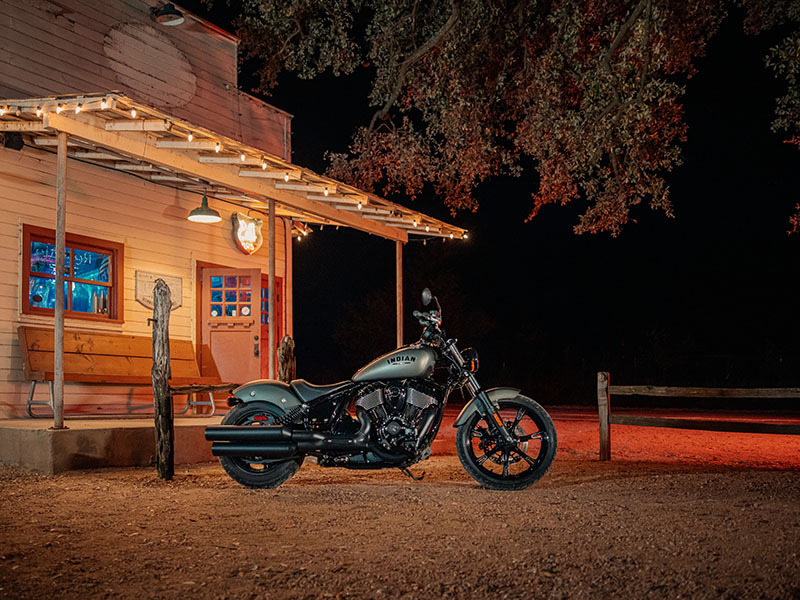 2022 Indian Chief Dark Horse® in Savannah, Georgia - Photo 6