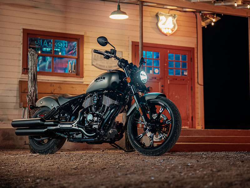 2022 Indian Chief Dark Horse® in Hollister, California - Photo 7