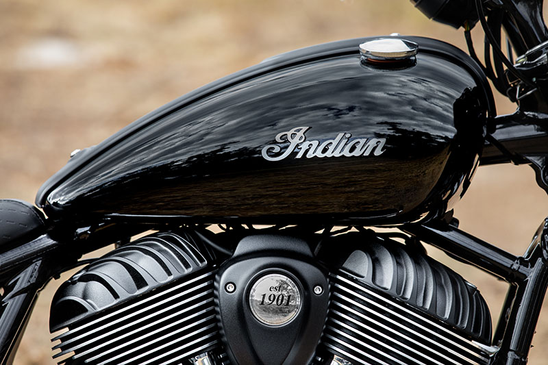 2022 Indian Super Chief ABS in EL Cajon, California - Photo 8