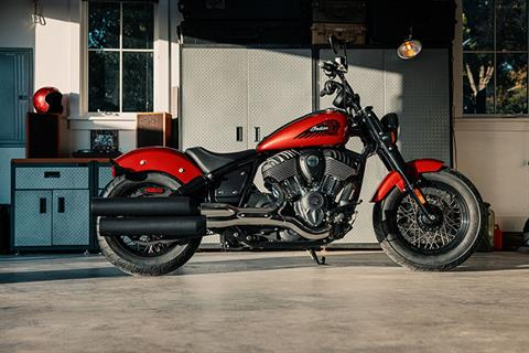 2022 Indian Chief Bobber ABS in San Jose, California - Photo 13