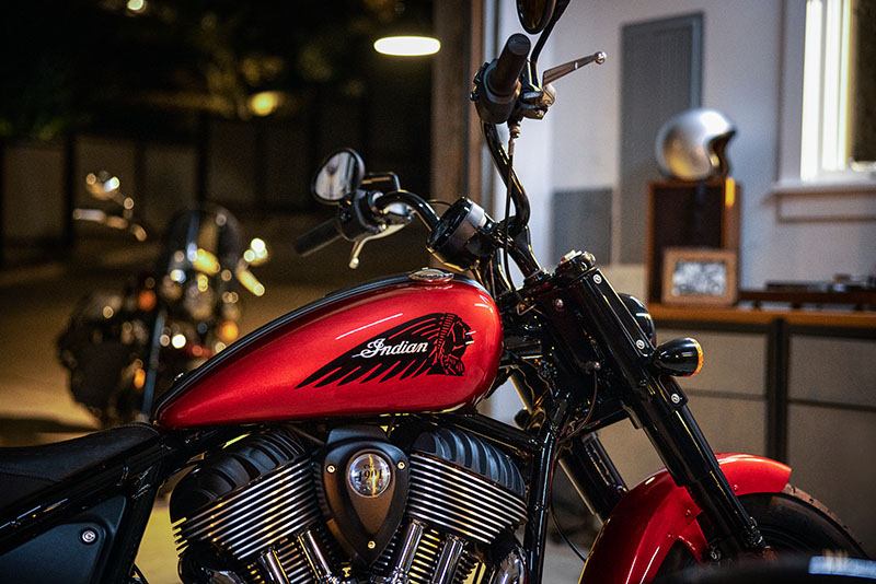 2022 Indian Chief Bobber ABS in San Jose, California - Photo 14