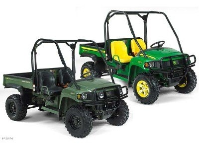2008 John Deere Gator™ XUV 620i 4x4 (Green & Yellow) in Saint George, Utah