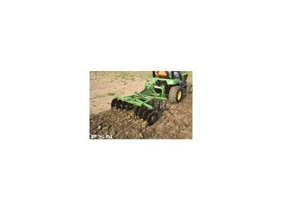 2009 John Deere DH10 Series Disc Harrow in Cedar Creek, Texas