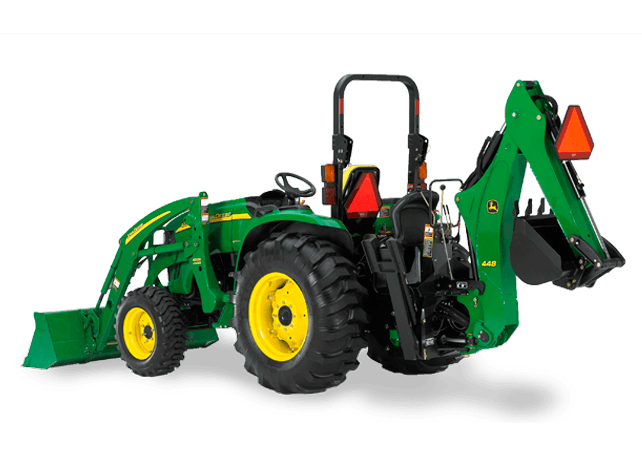 2015 John Deere 4720 in Iowa Falls, Iowa