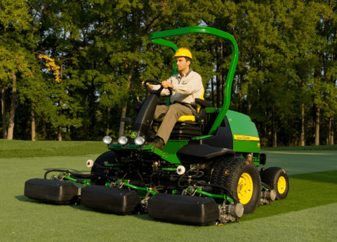 2016 John Deere 8500 E-Cut Hybrid in Traverse City, Michigan