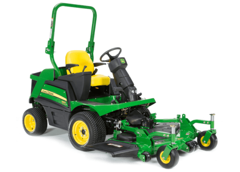 2016 John Deere 1550 TerrainCut (72 in.) in Traverse City, Michigan