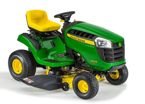 2016 John Deere D105 in Traverse City, Michigan