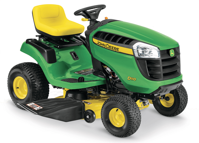 2016 John Deere D110 in Traverse City, Michigan