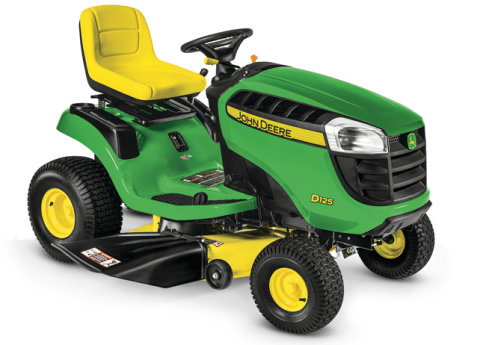 2016 John Deere D125 in Traverse City, Michigan