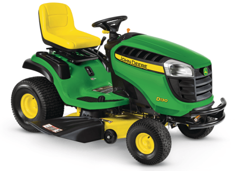 2016 John Deere D130 in Traverse City, Michigan