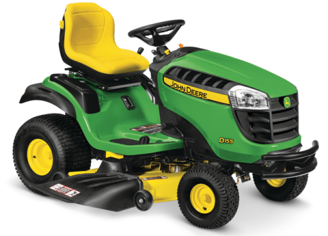 2016 John Deere D155 in Traverse City, Michigan