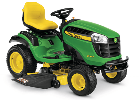 2016 John Deere D160 in Traverse City, Michigan