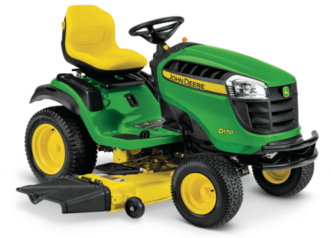 2016 John Deere D170 in Traverse City, Michigan