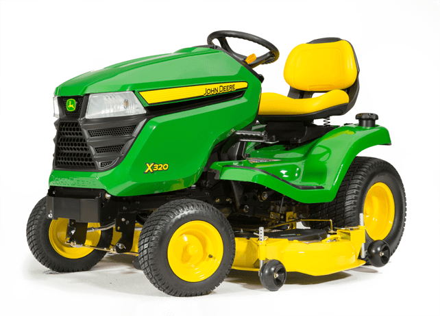 2016 John Deere X320 (54 in.) in Traverse City, Michigan