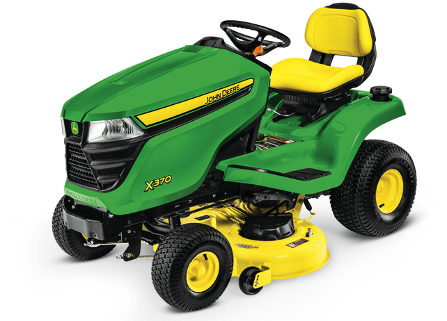 2016 John Deere X370 in Traverse City, Michigan