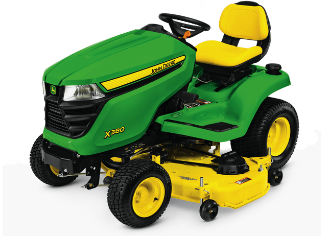 2016 John Deere X380 (54 in.) in Traverse City, Michigan