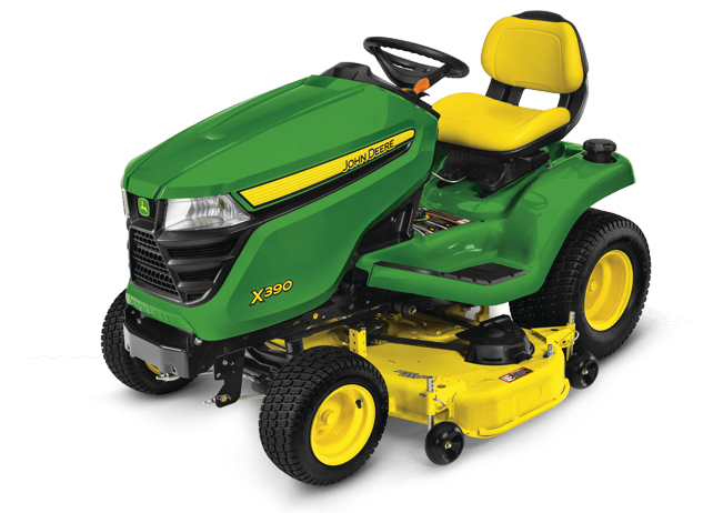 2016 John Deere X390 (48 in.) in Traverse City, Michigan
