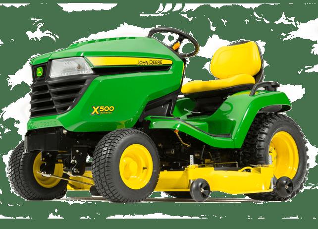 2016 John Deere X500 (54 in.) in Traverse City, Michigan