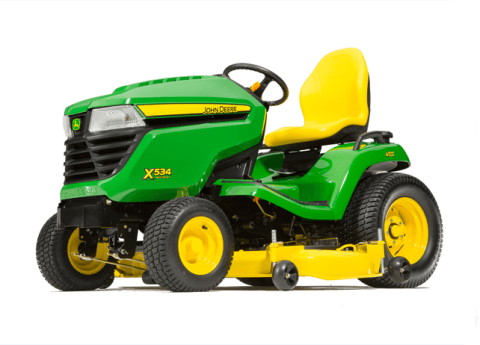2016 John Deere X534 in Traverse City, Michigan