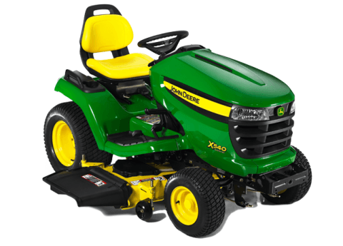2016 John Deere X540 (48 in.) in Traverse City, Michigan