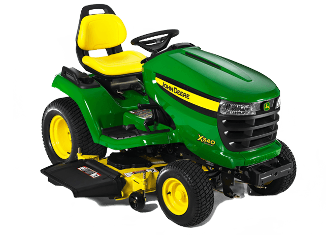 2016 John Deere X540 (54 in.) in Traverse City, Michigan