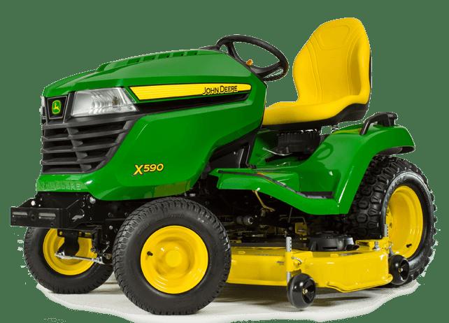 2016 John Deere X590 (48 in.) in Traverse City, Michigan
