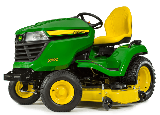 2016 John Deere X590 (54 in.) in Traverse City, Michigan
