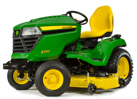 2016 John Deere X590 (54 in.) in Littleton, New Hampshire